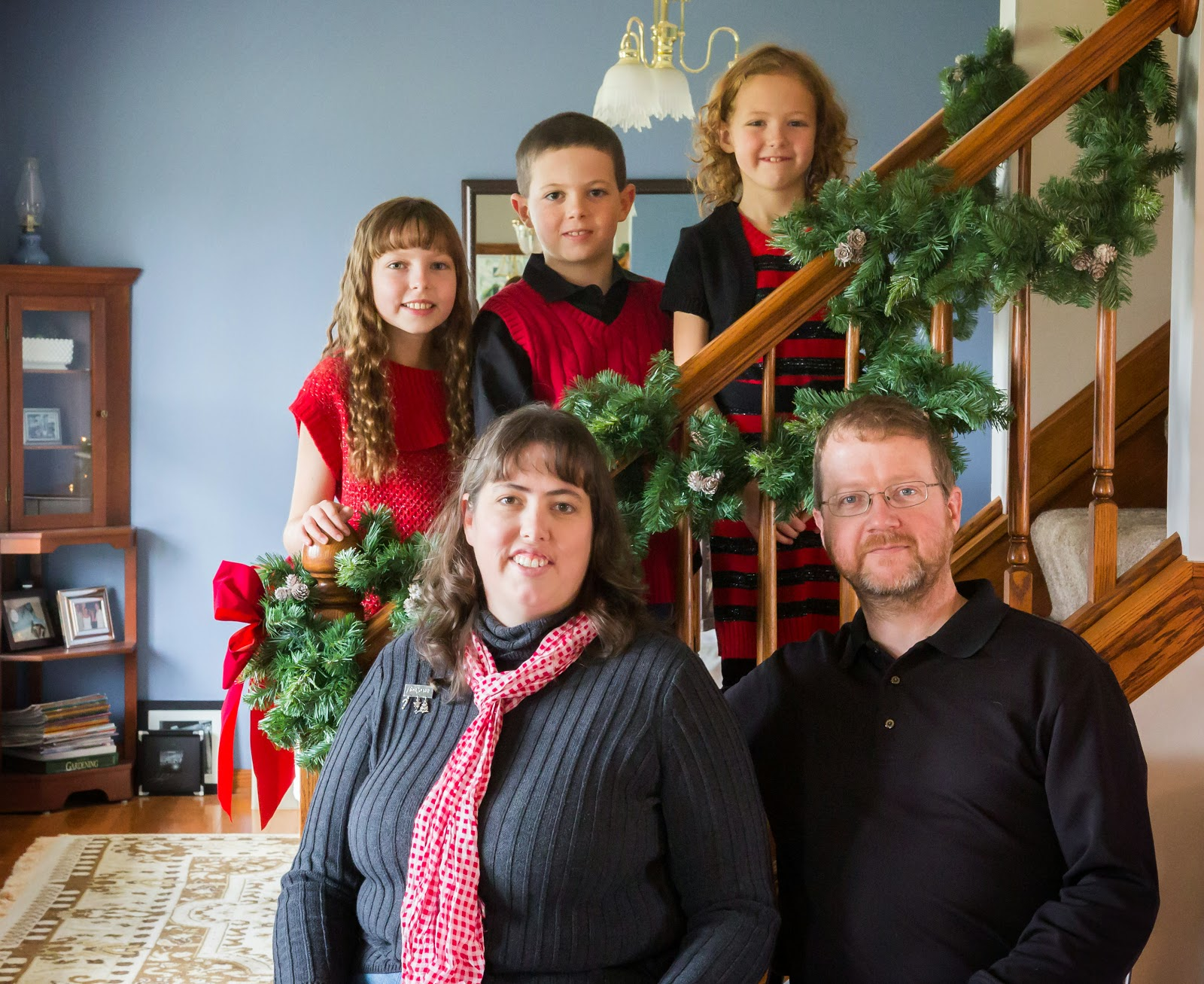 Wordless Wednesday: Merry Christmas from our family to yours!