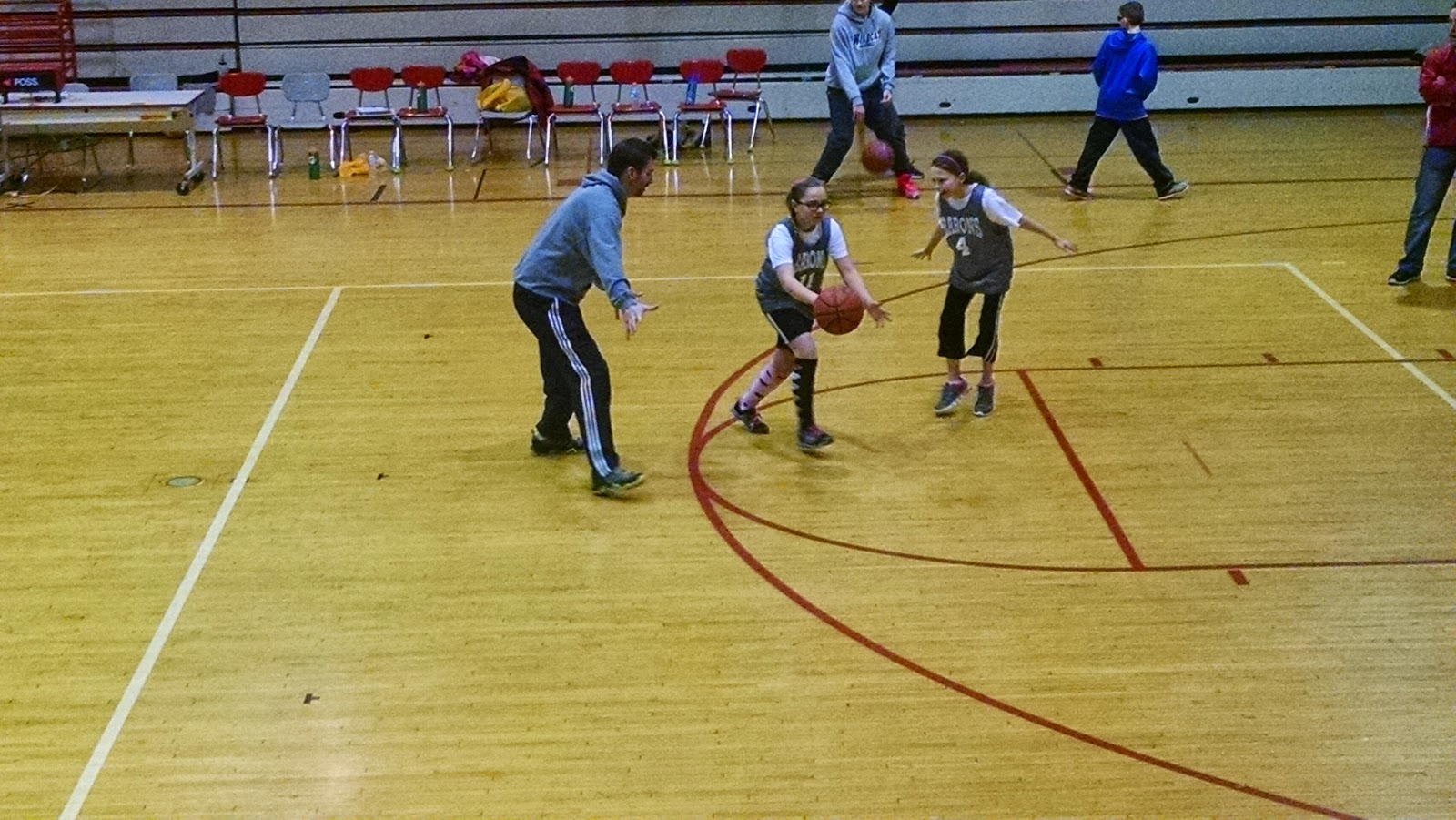 Wordless Wednesday: Basketball