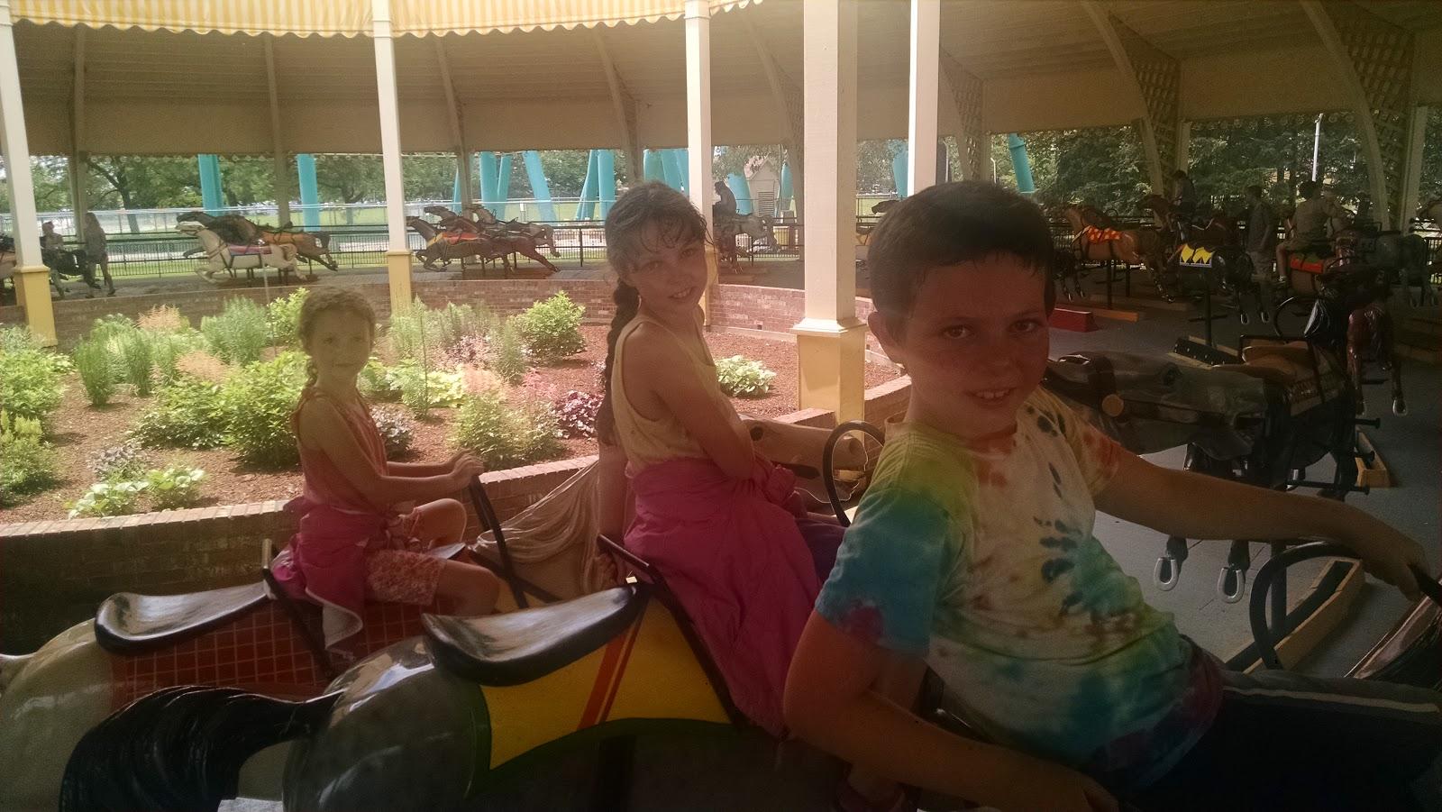 Wordless Wednesday: Cedar Point