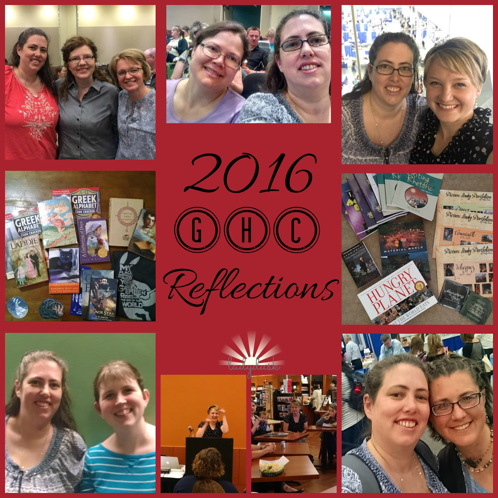 2016 HSC Reflections: People, Purchases, Presentations