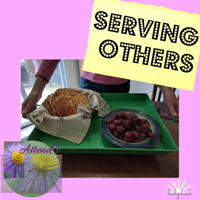 Attend! Serving Others
