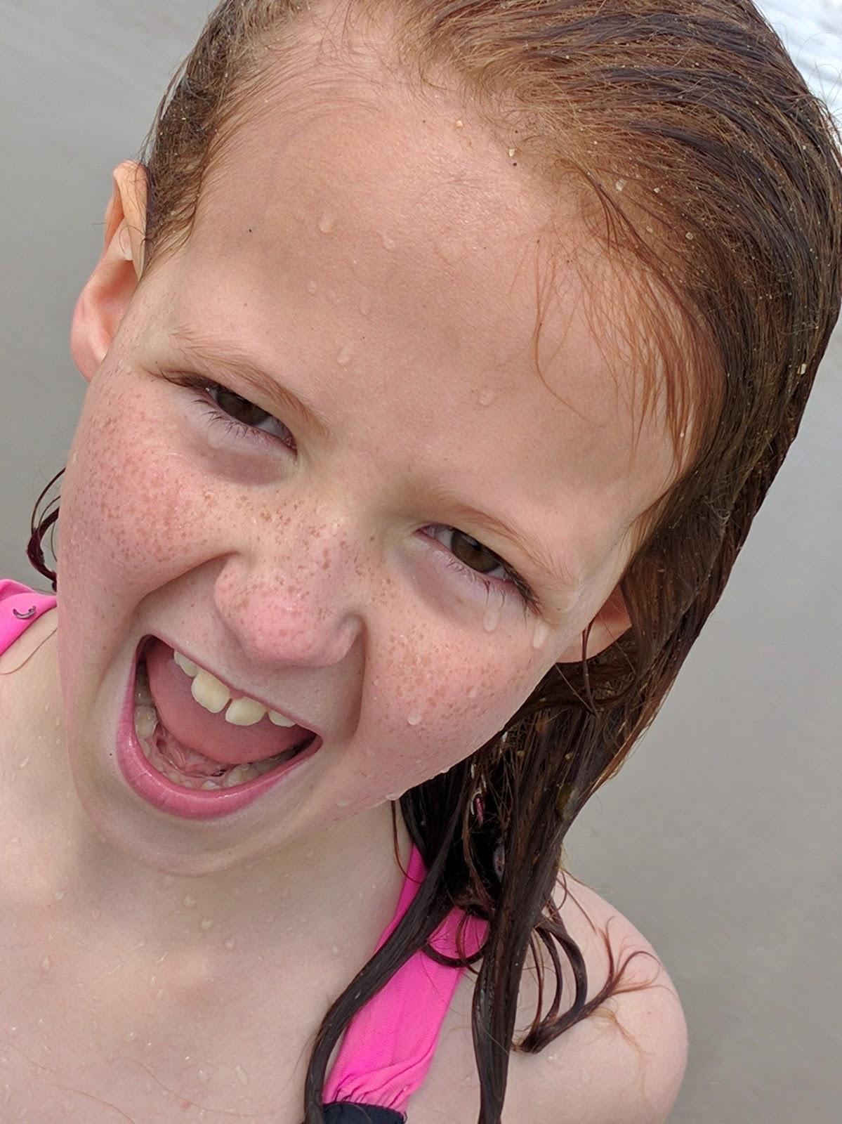 Wordless Wednesday: R-girl is Nine