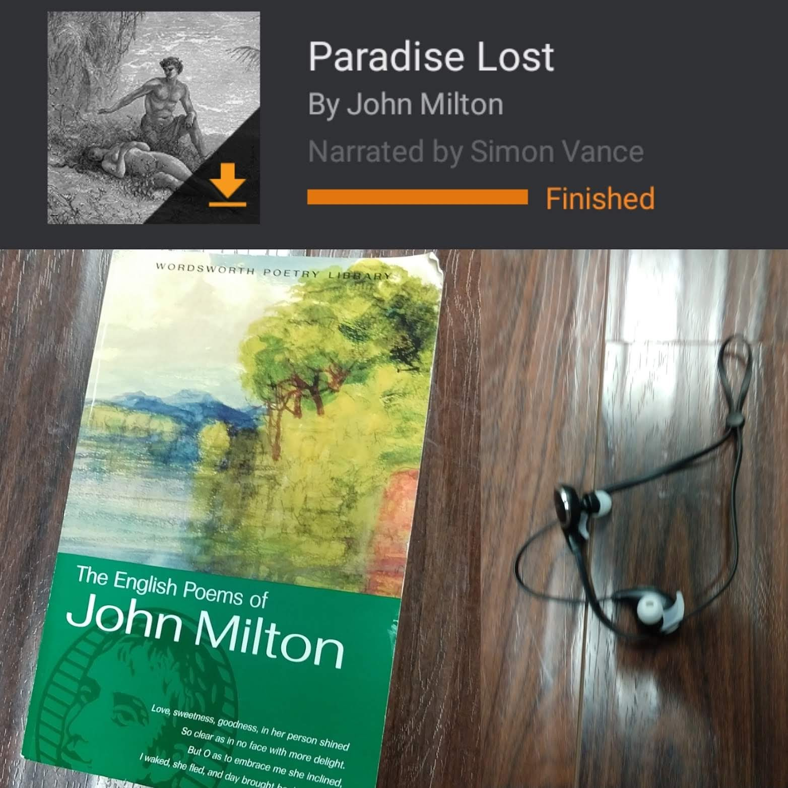 Book Review: Paradise Lost by Milton